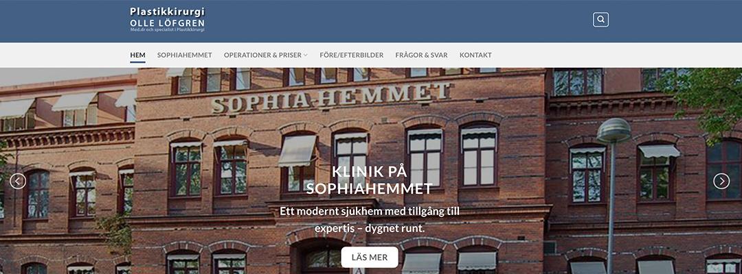 Webdesign HEWE Design AB